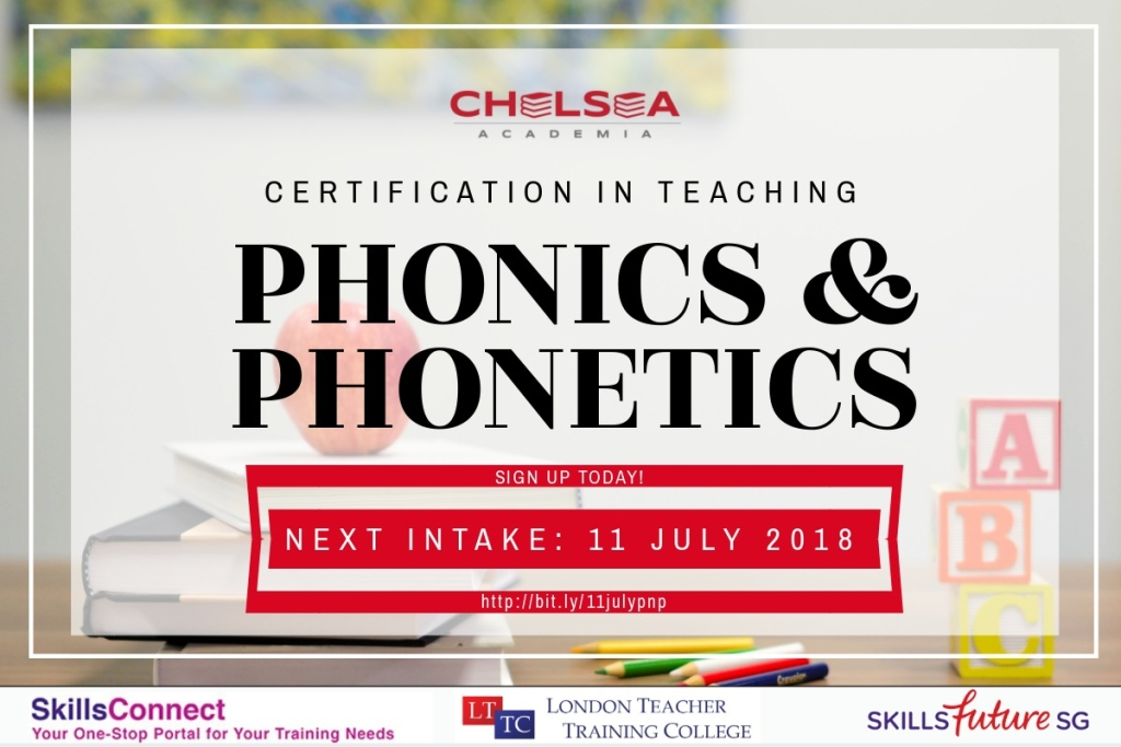 Phonics and Phonetics