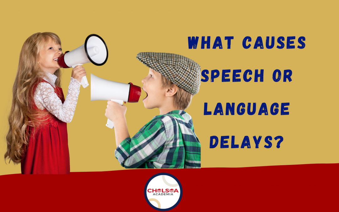 What Causes Speech or Language Delays in Children?